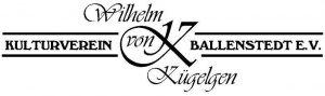 """Logo des Kulturverein """"Wilhelm von Kügelgen"""" Ballenstedt e.V."""